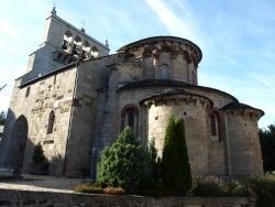 Photo paysage et monuments, Saint-Urcize - Saint-Urcize - Eglise Saint-Michel