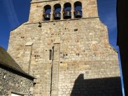 Photo paysage et monuments, Saint-Urcize - Saint-Urcize - Eglise Saint-Michel - Clocher peigne