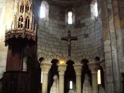 Photo paysage et monuments, Saint-Urcize - Saint-Urcize - Eglise Saint-Michel - Choeur