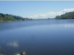 Photo paysage et monuments, Vèze - lac de veze