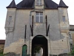 Photo paysage et monuments, Chalais - château