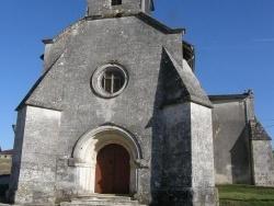 Photo paysage et monuments, Chantillac - Eglise