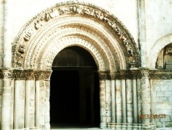 Photo paysage et monuments, Jarnac - église st Léger