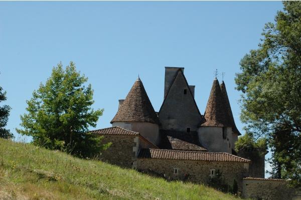 Photo Montbron - Domaine du Château de Chabrot
