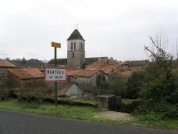 Photo paysage et monuments, Nanteuil-en-Vallée - Vue générale