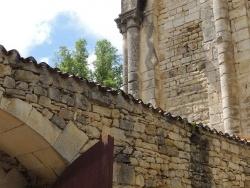 Photo paysage et monuments, Nanteuil-en-Vallée - Abbaye de Nanteuil en Vallée