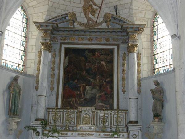 Photo Ars-en-Ré - Eglise