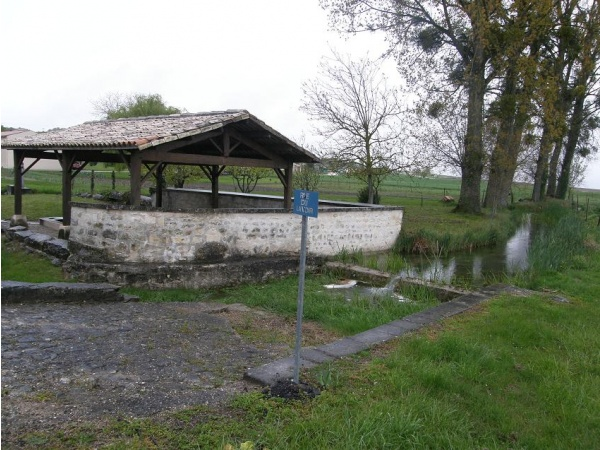 Photo Avy - Lavoir
