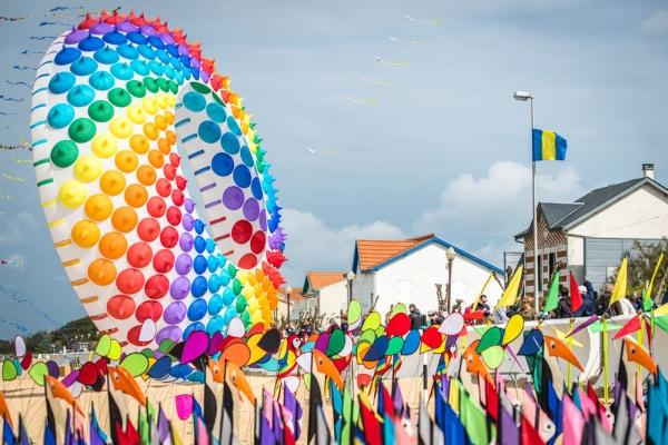 Festival du cerf-volant et du vent de Châtelaillon-Plage 2018
