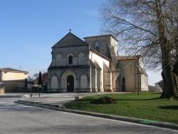 Photo paysage et monuments, Chevanceaux - Aperçu de notre petite ville .
