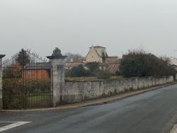 Photo paysage et monuments, Chevanceaux - Arrivée Est de Chevanceaux.
