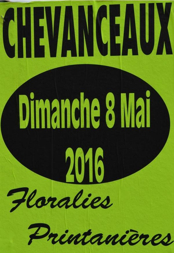 Photo Chevanceaux - Une nouveauté pour ces floralies 2016 , le Club Photo Chevanceaux expose à la mé