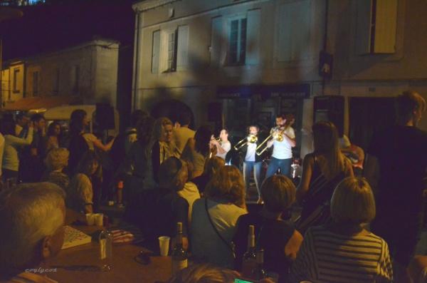 Marché nocturne juillet 2016