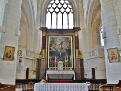 Photo paysage et monuments, Esnandes - église St Martin