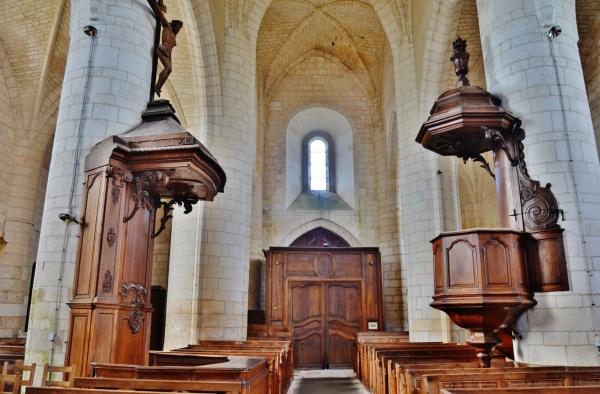 Photo Esnandes - église St Martin