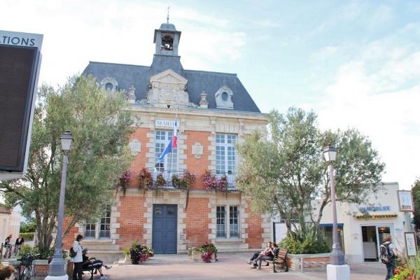 Photo Fouras - la mairie