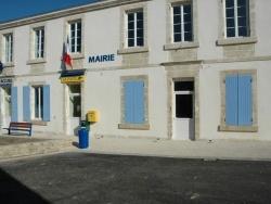 Photo paysage et monuments, Le Gué-d'Alleré - La mairie du Gué d'Alleré