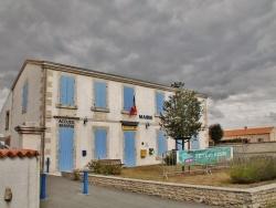 Photo paysage et monuments, Le Gué-d'Alleré - La Mairie