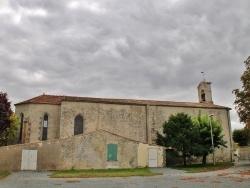 Photo paysage et monuments, Le Gué-d'Alleré - L'église