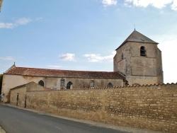 Photo paysage et monuments, La Jarrie - église Ste Madeleine