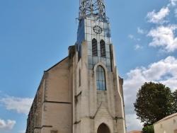 Photo paysage et monuments, Marans - église Notre-Dame de L'Assomption