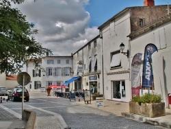 Photo paysage et monuments, Marans - Rue de Marans