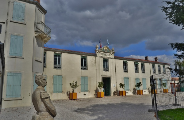 Photo Marans - Hotel-de-Ville