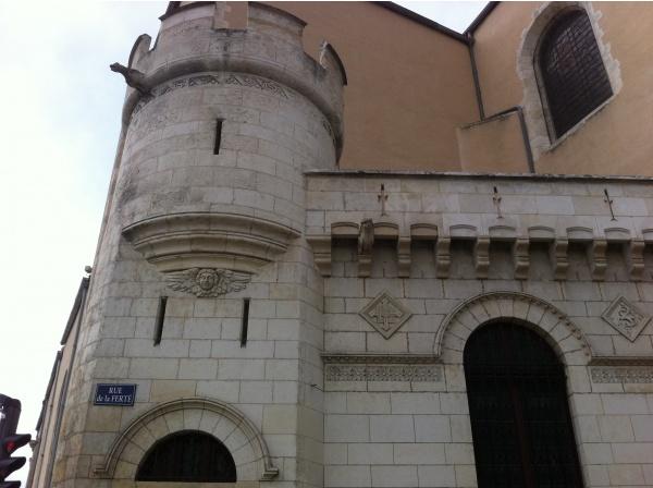Photo La Rochelle - rue de la ferté