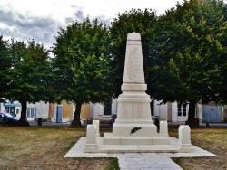 Photo paysage et monuments, Saint-Sauveur-d'Aunis - Monument aux Morts