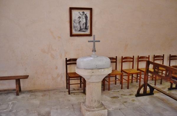 Photo Tonnay-Boutonne - église St Martin