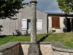 Photo paysage et monuments, Tonnay-Boutonne - Croix
