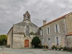 Photo paysage et monuments, Virson - L'église