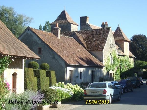 Photo Apremont-sur-Allier - Maison d'Apremont