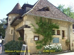 Photo paysage et monuments, Apremont-sur-Allier - Maison d'Apremont