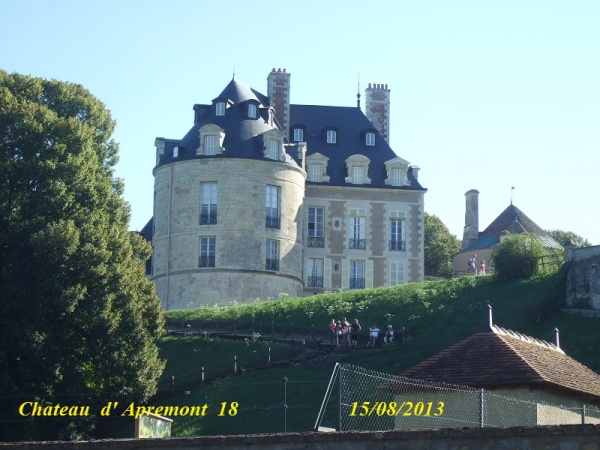 Photo Apremont-sur-Allier - Chateau d'Apremont