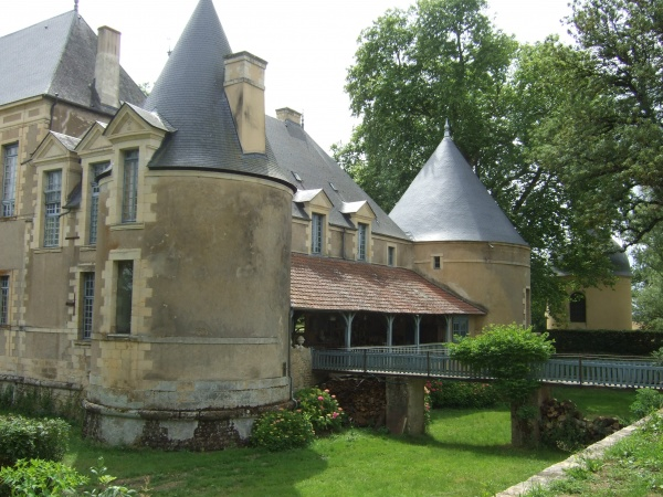Photo Germigny-l'Exempt - Chateau Renaud
