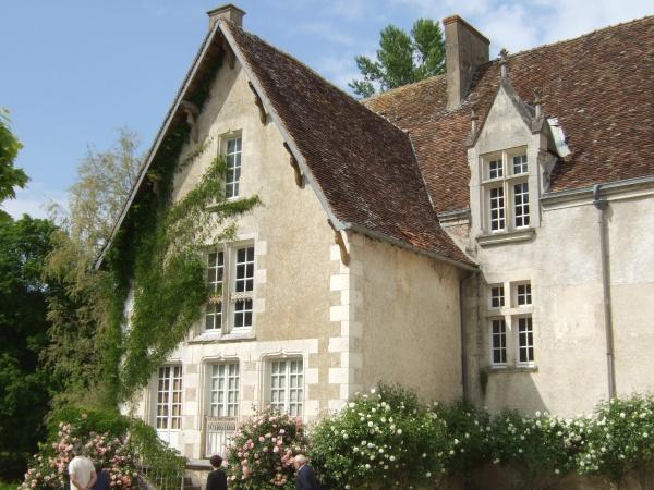 Photo Torteron - Chateau de la Pesselières