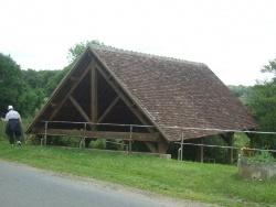 Photo paysage et monuments, Torteron - Le lavoir de Feuillarde