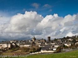 Photo paysage et monuments, Allassac - Vue générale du village