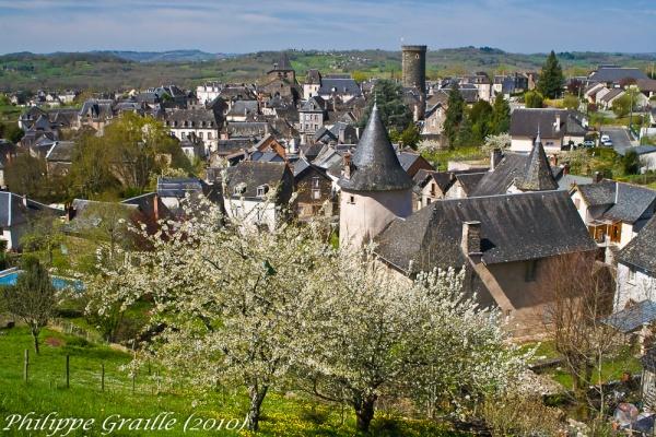 Photo Allassac - Vue générale du village