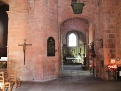 Photo paysage et monuments, Collonges-la-Rouge - église St pierre