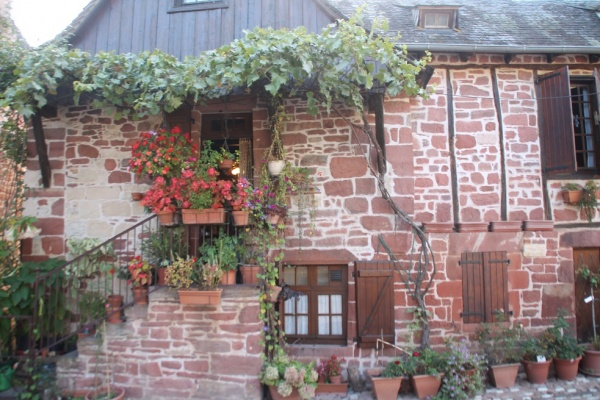 Photo Collonges-la-Rouge - Le Village