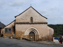 Photo paysage et monuments, Ligneyrac - l'église