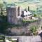 Photo Turenne - Vue aérienne du château