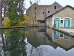 Photo paysage et monuments, Beaune - Beaune.21.ancien moulin sur la Bouzaize.
