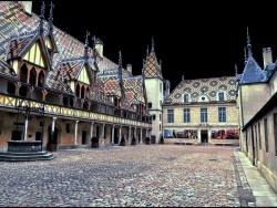 Photo paysage et monuments, Beaune - Beaune.21.Musée de l'Hôtel-Dieu.