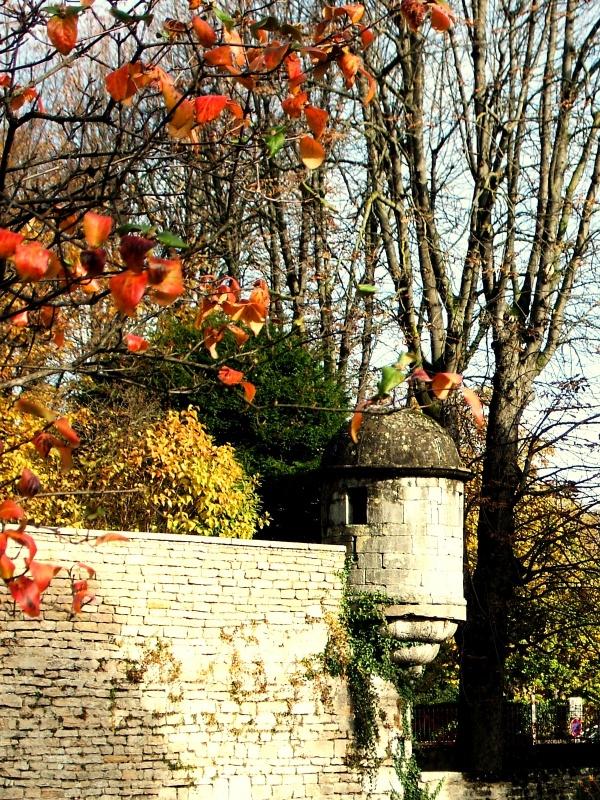 Photo Beaune - Les remparts de Beaune.