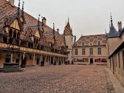 Photo paysage et monuments, Beaune - Beaune.21.L'Hôtel-Dieu.