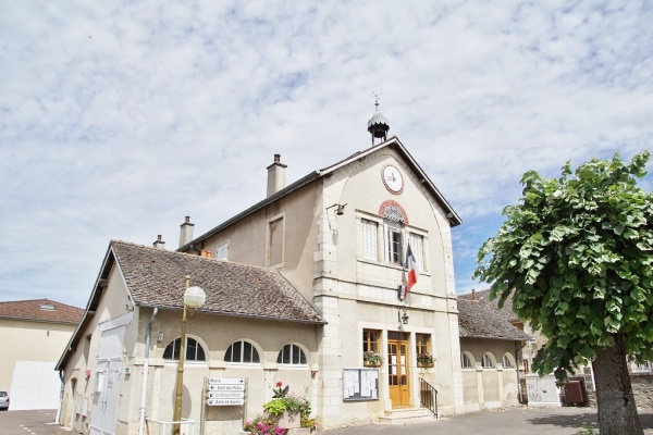 Photo Bligny-lès-Beaune - la Mairie