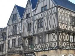 Photo paysage et monuments, Dijon - Dijon.21-Centre-ville.